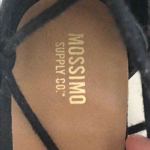 Mossimo Supply Co. Shoes - Suede Gladiator Mossimo Flats